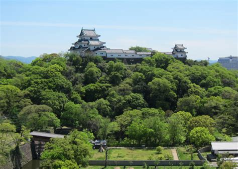 Wakayama Castle City