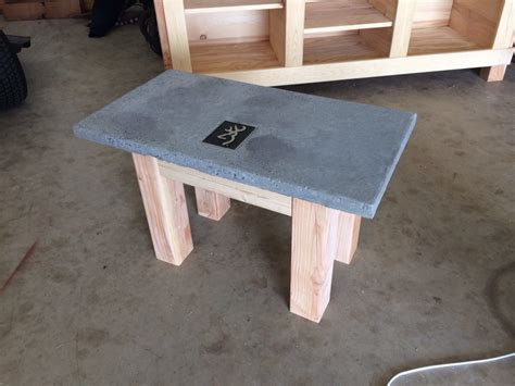modern slat top outdoor wood bench customized ana white
