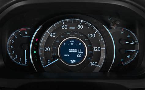 honda cr v dashboard light guide