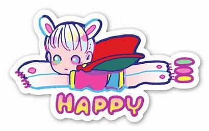 Happy Sticker Stickerapp