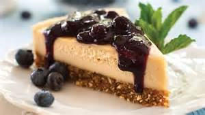 vegetarian desserts recipes with pictures vegan dessert recipe blueberry cheesecake