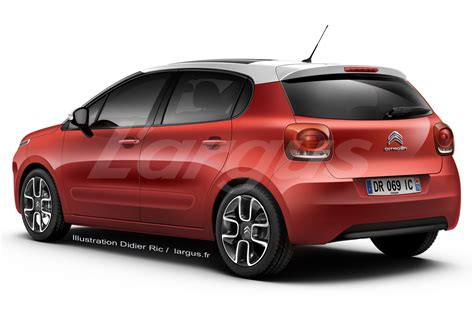 peugeot paris this is the new citroën c3 according to l 39 argus motorchase