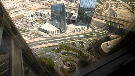 Burj Khalifa Interior Video Downtown Dubai February