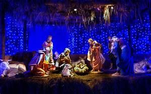 Christmas Nativity Scene Wallpaper (59+ images)