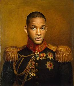 Famous People In Neoclassical Paintings - Layerbag
