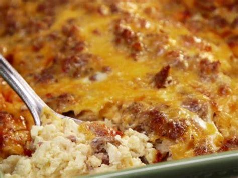 breakfast cassarole recipes breakfast casserole recipe paula deen food network