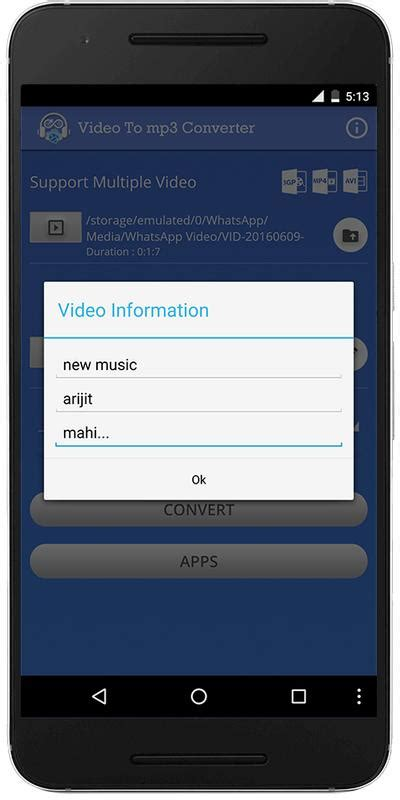 Video to MP3 Converter APK Download - Free Music & Audio