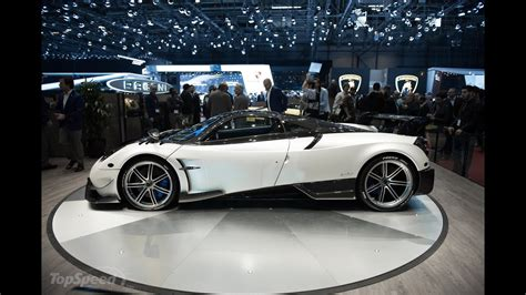 2017 Pagani Huayra Bc The Quickest And Most Powerful