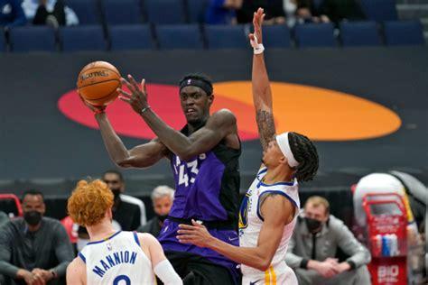 Warriors' blowout loss to Raptors raises concerns for rest ...