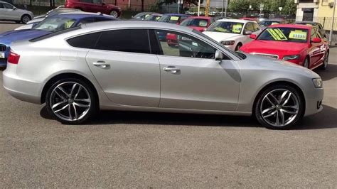 silver audi   tdi sportback rs wheels  sale