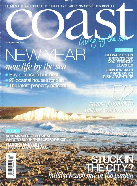 Coast Magazine (Feb 2008)   STARVECROW COTTAGE