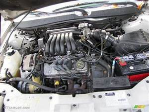 2002 Ford Taurus Starter Location