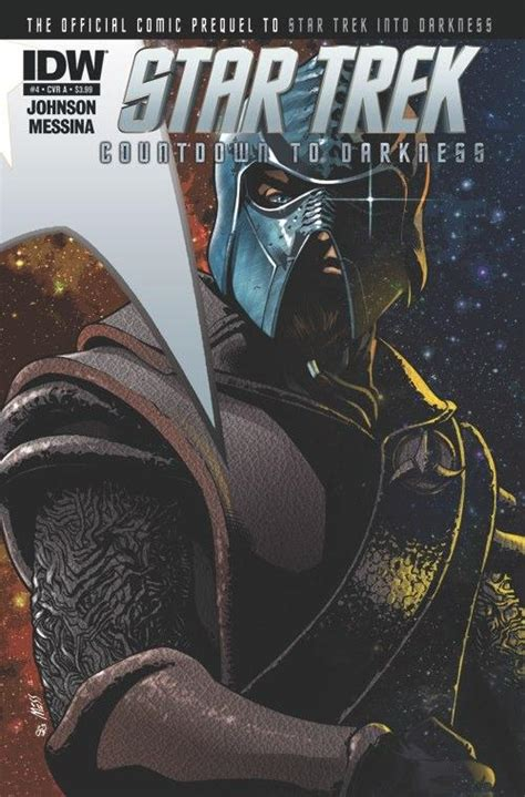 klingons darkness prequel trek star into onscreen appear confirms yes comic coming