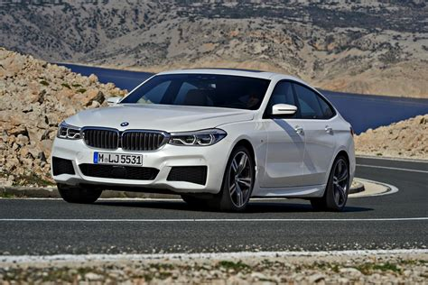 2018 Bmw 6 Series Gt Complete Lineup Specifications