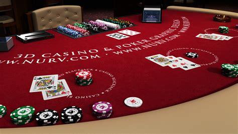 3d Online Casino And Poker Game Graphic Design • Nurv
