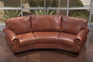 Sectional sofa design amazing small curved sectional sofa for Sectional sofa or two sofas