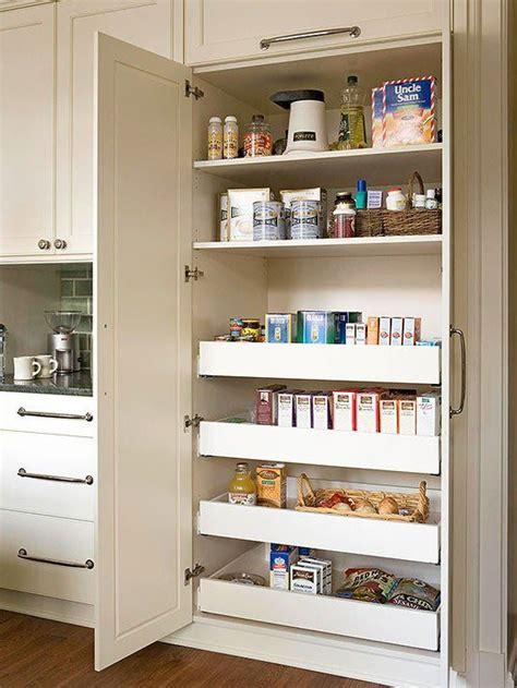 storage for a small kitchen best 25 kitchen pantry design ideas on 8369