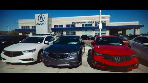 Acura Dealer Las Vegas cardinaleway acura las vegas the best acura dealer in