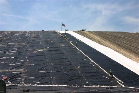gas drop in range microspike geomembrane liner from agru america
