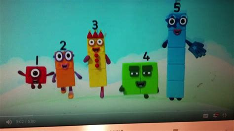 Numberblocks Theme Song (whit 6, 7, 8, 9 And 10)