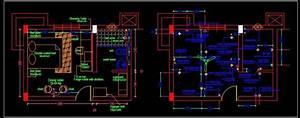 21b18 Electrical Plan Cad
