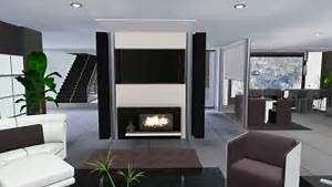 Image of: Sim 3 Celebrity Luxury House Vr 2 Modern Design Youtube Choosing Good Fireplace Designs To Keep Your Living Room Fancy And Warm