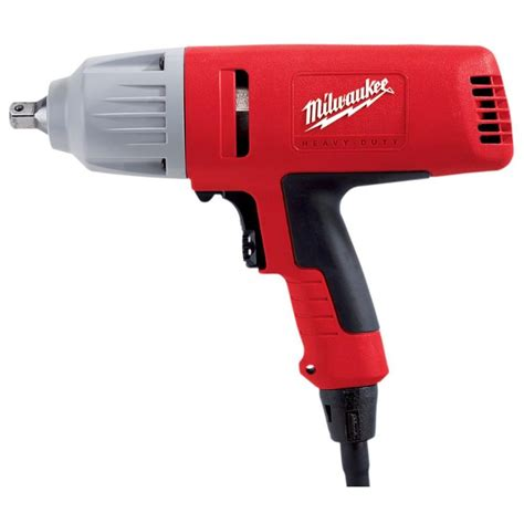 milwaukee   square drive impact wrench  detent