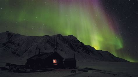 Resurgence Article Science In The Polar Night