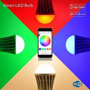 Flux WiFi Smart LED Light Bulb – Flux Smart Lighting