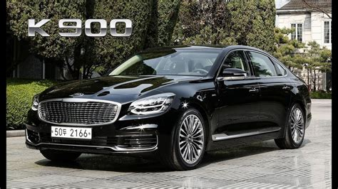 K900 Kia 2019 by 2019 Kia K900 Black Interior Exterior And Drive