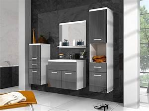 ensemble claudia meubles de salle de bain plusieurs With meuble ensemble salle de bain