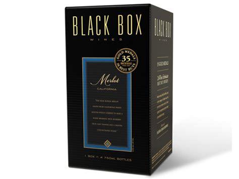 black box wine     eats