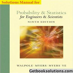 Solution Manual Probability And Statistics Schaeffer