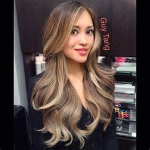 HD wallpapers blonde asian hairstyle