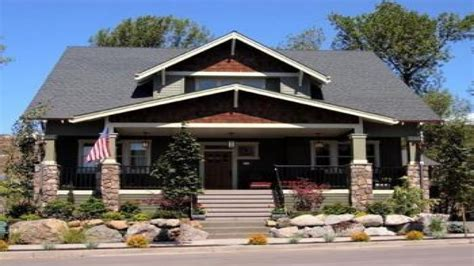 arts and crafts style home plans arts and crafts bungalow homes craftsman bungalow style