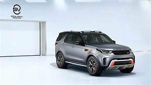 2019 Land Rover Discovery SVX Wallpaper HD Car