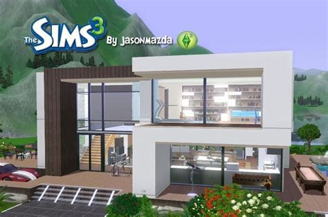 the house designers house plans modern sims 3 house plans luxury the sims 3 house designs