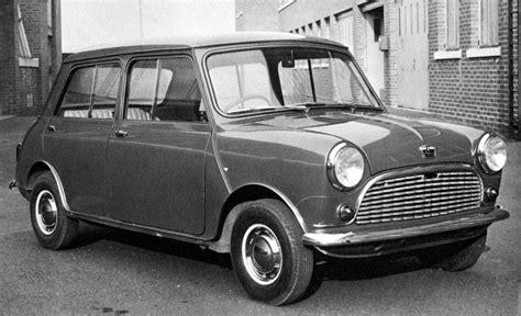 Concepts and prototypes : Mini four-door - AROnline : AROnline