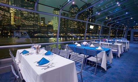 Boat Cruise Nyc Groupon by New York City Dinner Cruise Hornblower Cruises Groupon