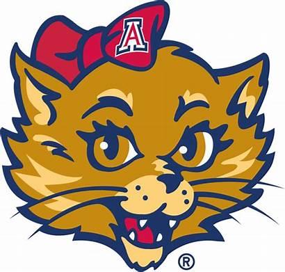 Arizona Wildcats Mascot Logos Wilma University Sports