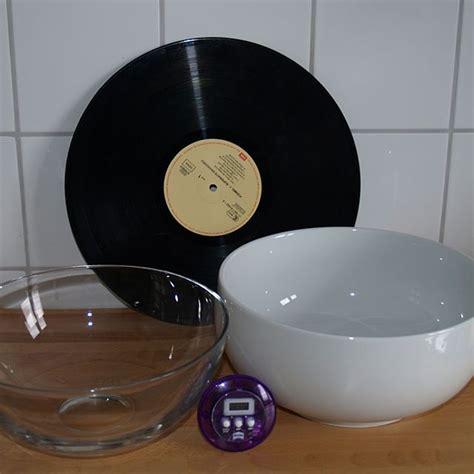 Schale Aus Schallplatte by Schale Aus Schallplatte Einrichten Und Wohnen