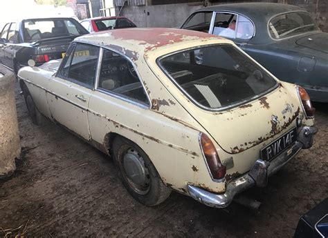 Great British Classic Project Cars For Sale