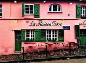 La Maison Möbel : file la maison rose montmartre 3 january ~ Watch28wear.com Haus und Dekorationen