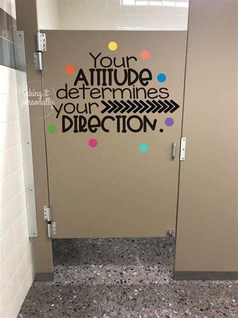 school bathroom decals school bathroom stalls