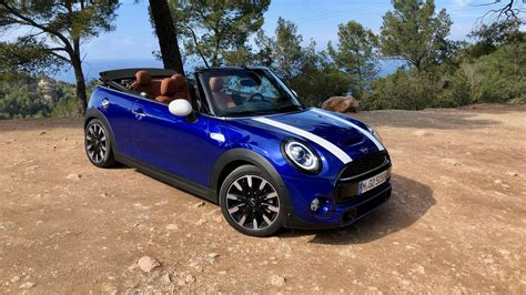 Mini Cooper Blue Edition Wallpapers by Mini Convertible Cooper S Review Gearopen