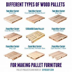 Standard Pallet Size DIY Projects Craft Ideas & How To's