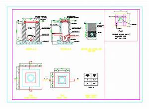 Detail Sewer Wastewater DWG Detail for AutoCAD • Designs CAD