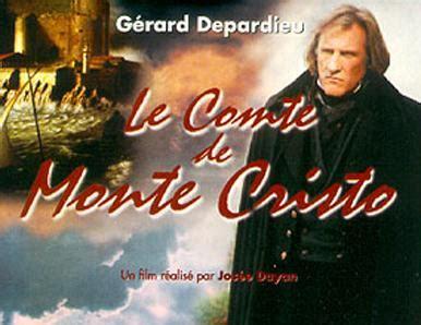 le comte de monte cristo depardieu le comte de monte cristo s 233 ries premiere fr