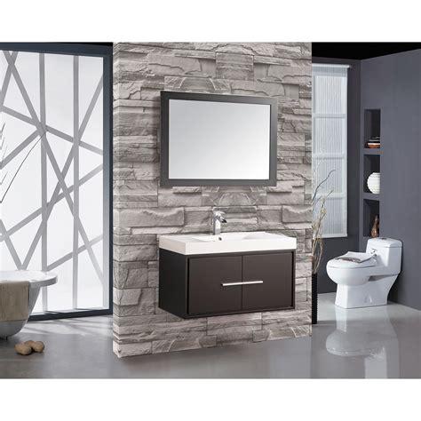 mtdvanities cypress 36 single floating bathroom vanity