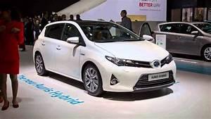 Toyota Auris 2015 : 2015 model toyota auris toyota auris hybrid youtube ~ Medecine-chirurgie-esthetiques.com Avis de Voitures